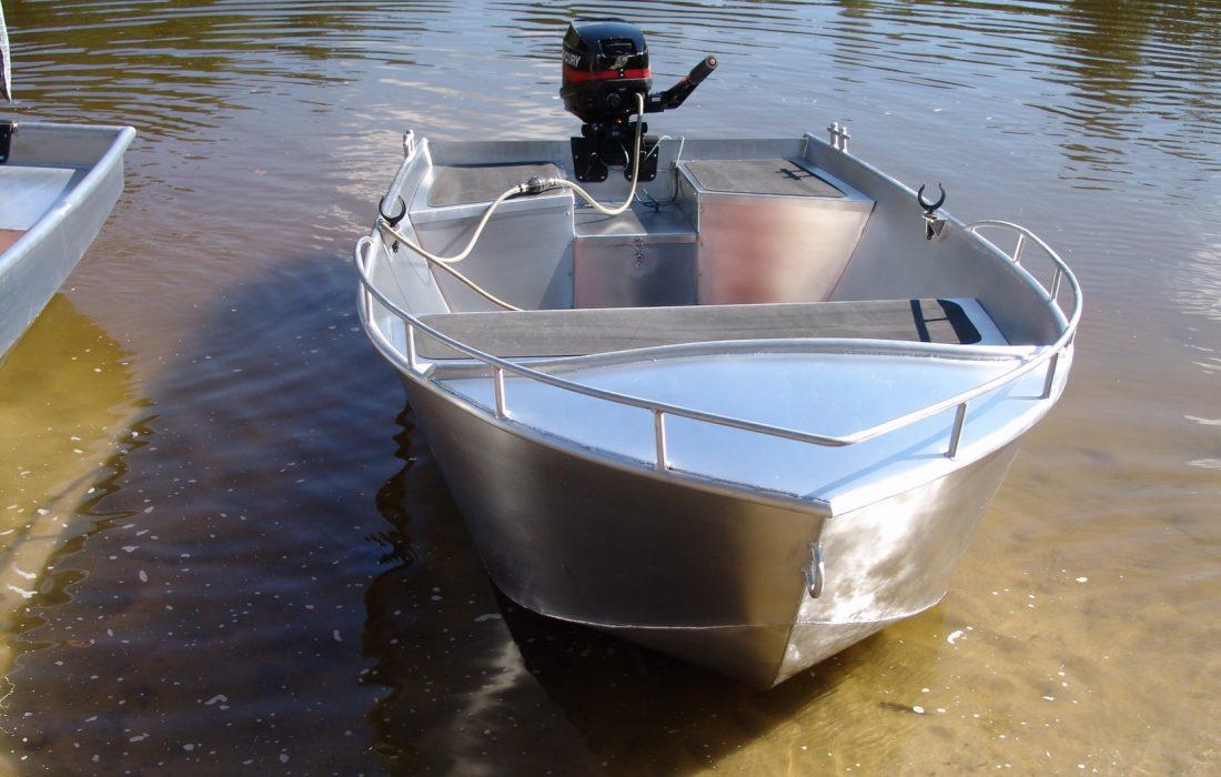 aluboot aluboote, aluminium boot, angelboot